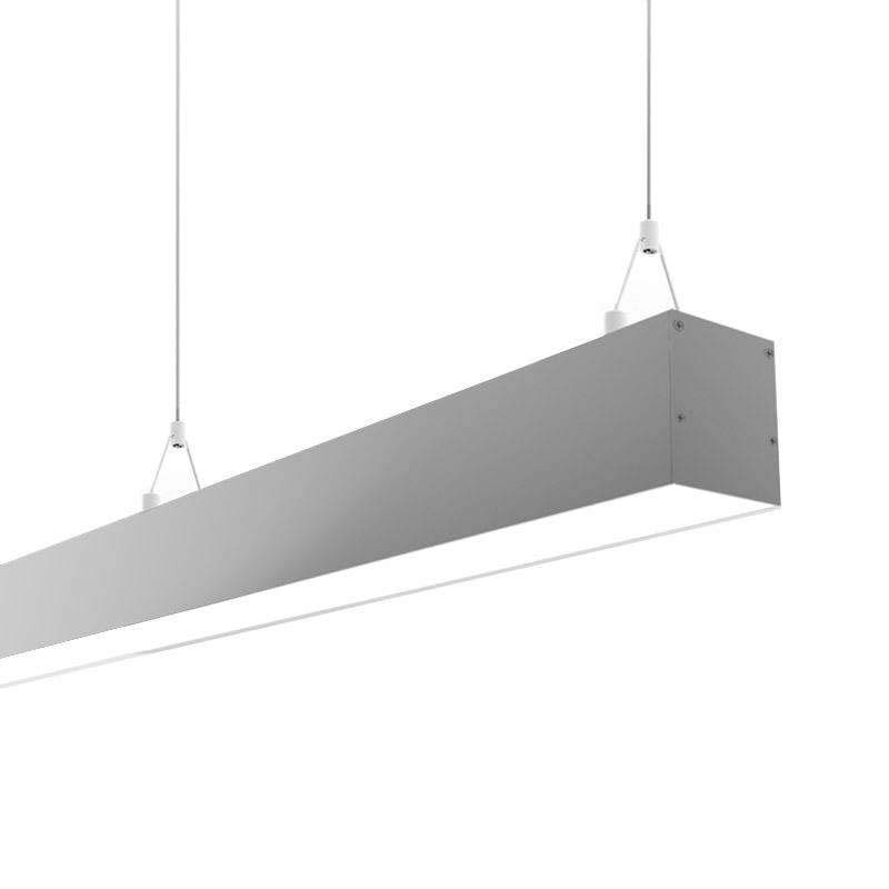 Lámpara colgante SERK UP, 50W, 120cm, TRIAC regulable, Blanco neutro, Regulable
